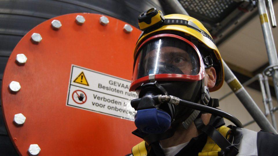 Training Veilig Werken in Besloten Ruimten - Adembescherming