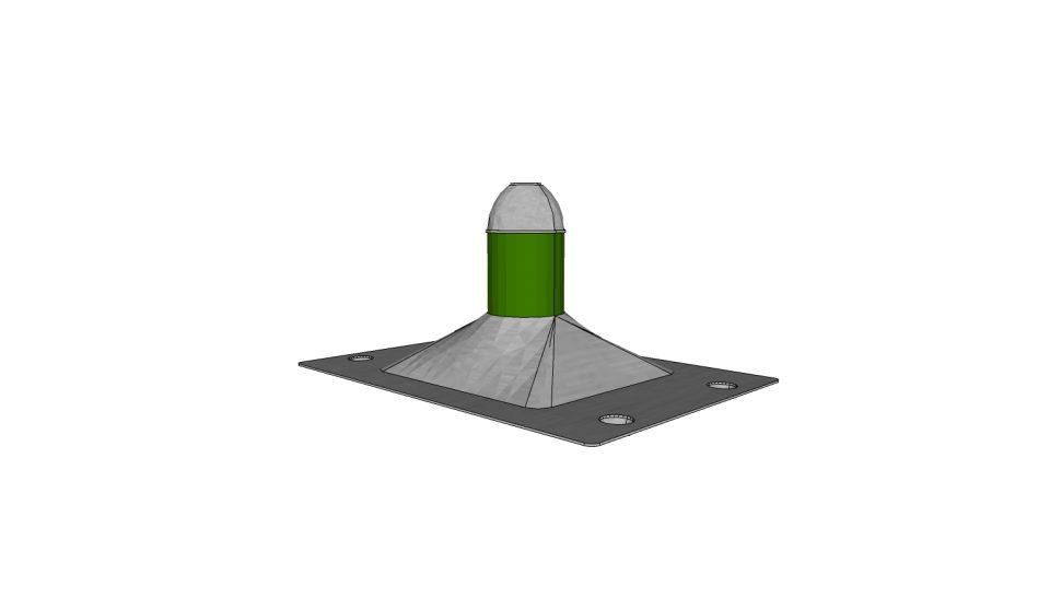 Bitumen CFP groen