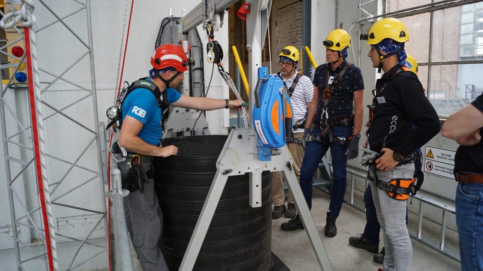 Training Veilig Werken in Besloten Ruimten