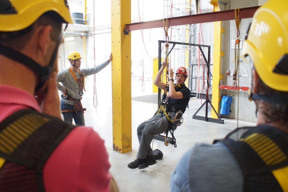 Training Veilig Werken op Hoogte - Bewustwording