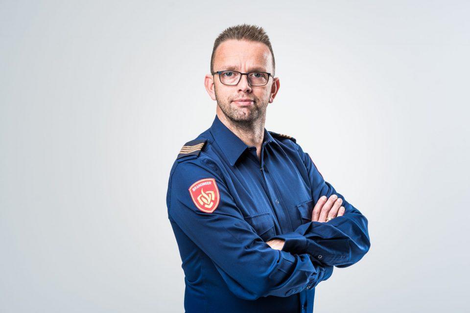 De Brandwacht - Olaf van der Holst