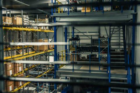 Eurosafe Solutions pand Dordrecht