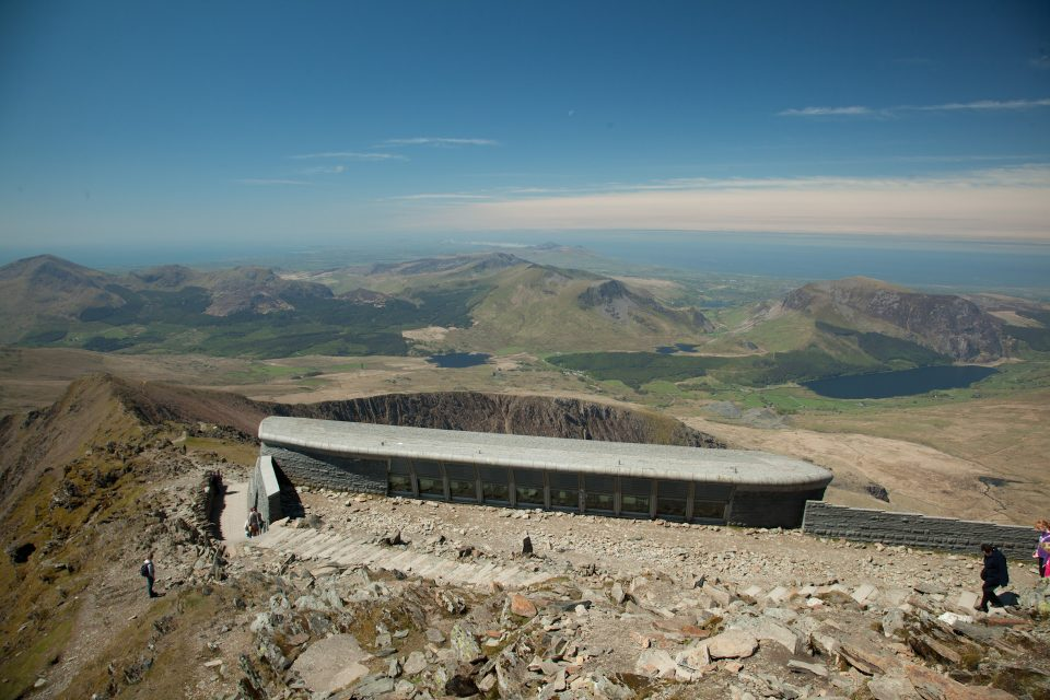 Snowdonia National Park - Snowden Summit