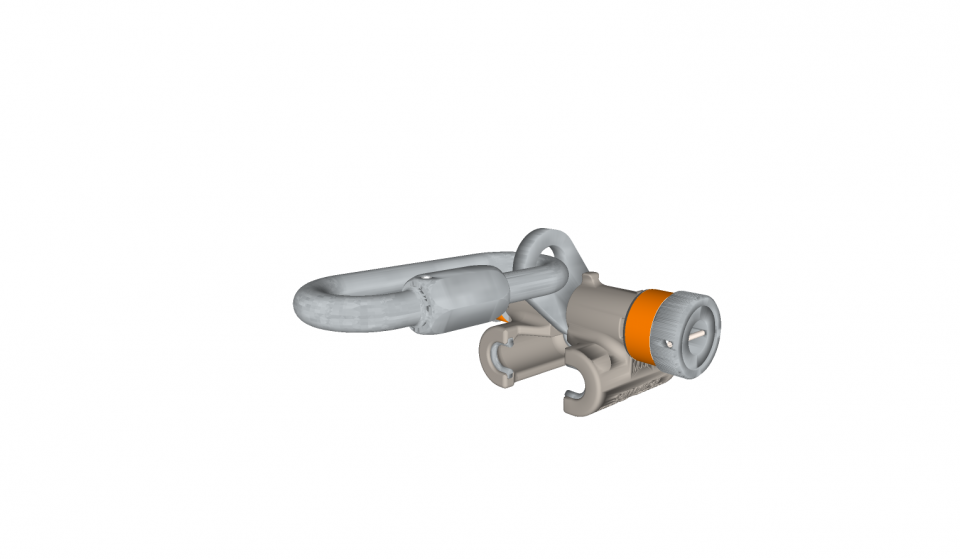 Openable Glider Multirail