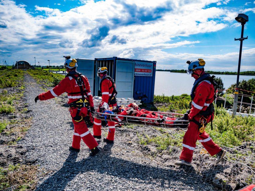 Safety & Rescue team