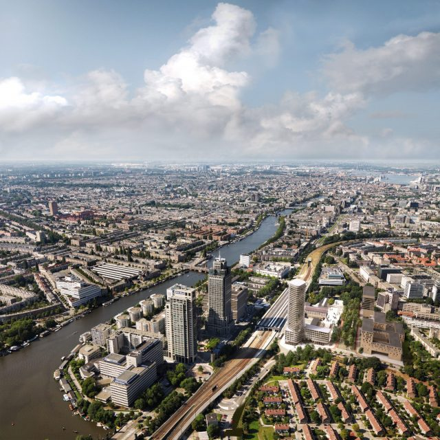 Powerhouse Company - Amstel Tower