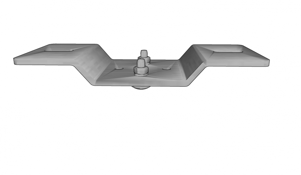 Safaccess ceiling bracket