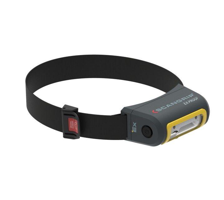 Scangrip hoofdlamp ex 035606