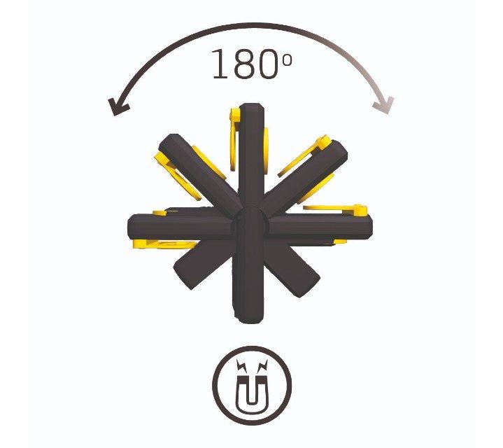 Scangrip werklamp uni ex 180 gr 035600